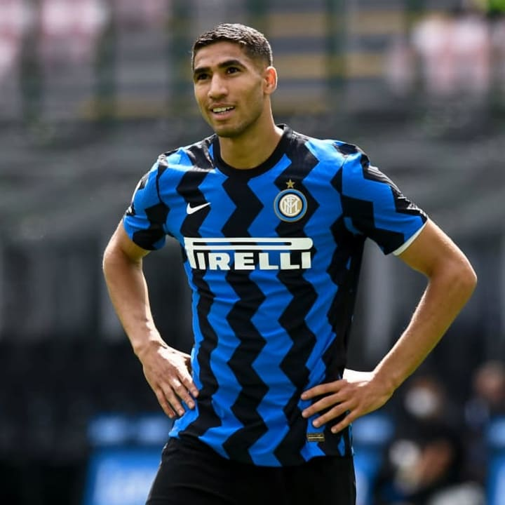 PSG close in on deal for Chelsea target Achraf Hakimi