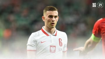 Kacper Kozlowski's Euro 2020 appearance was brief – but he left his mark
