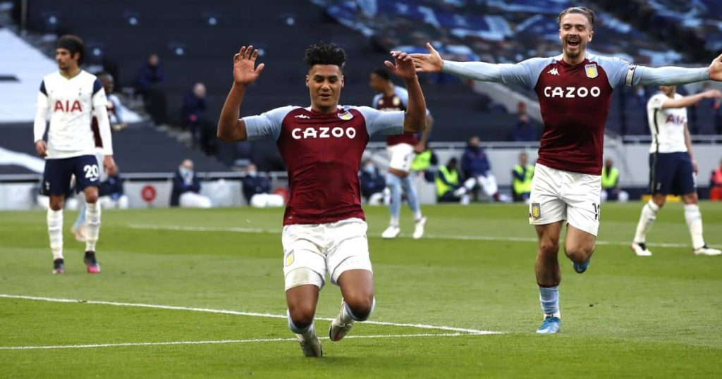 Debut display leaves pundit drooling as Villa ace tipped to solve Grealish issue